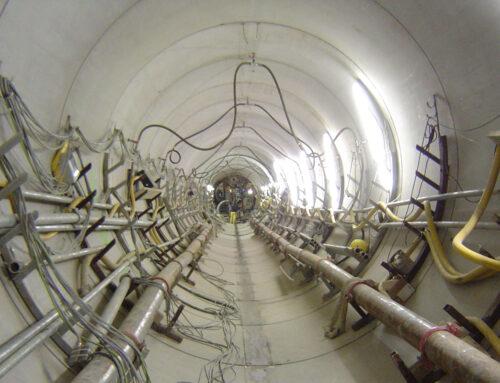 NBS Ebensfeld – Erfurt, Tunnel Bleßberg Nord, Los 3, EÜ Saubachbrücke, Tunnel Goldberg, EÜ Grubentalbrücke, südlicher Thüringer Wald