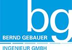 Dipl.-Ing. Bernd Gebauer Ingenieur GmbH Logo