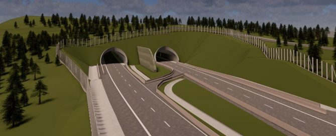 Tunnel Bubenrad