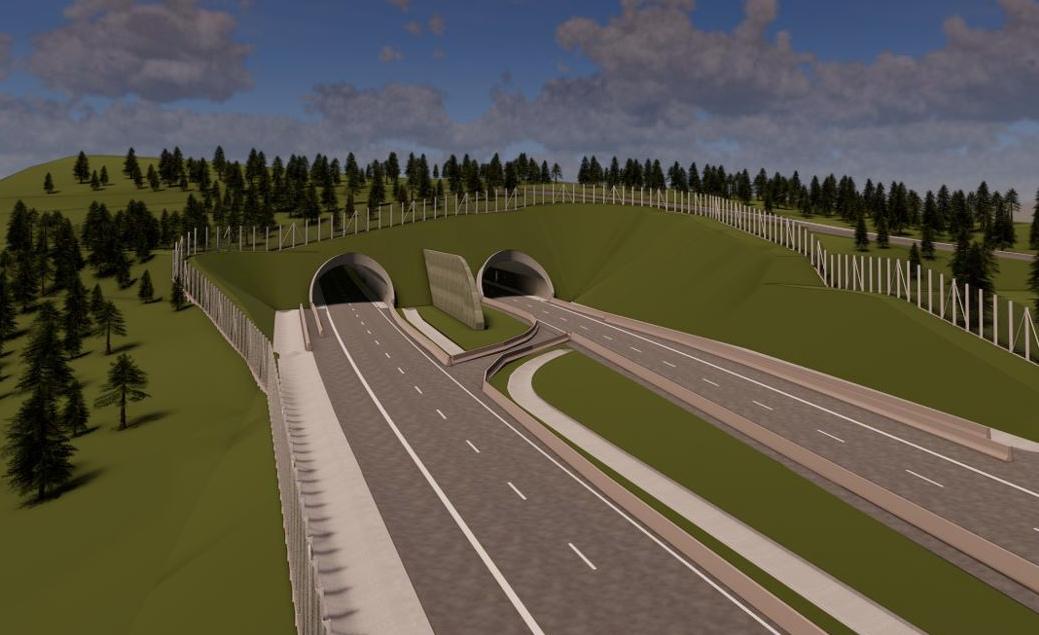 Tunnel Bubenrad