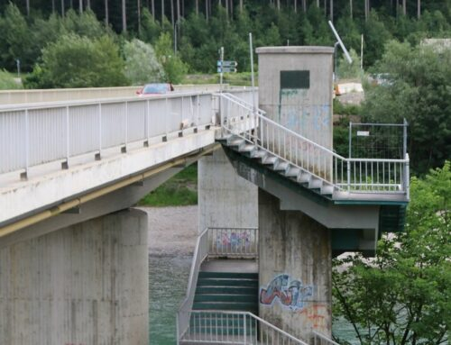 Untere Zollbrücke Immenstadt – Bauüberwachung
